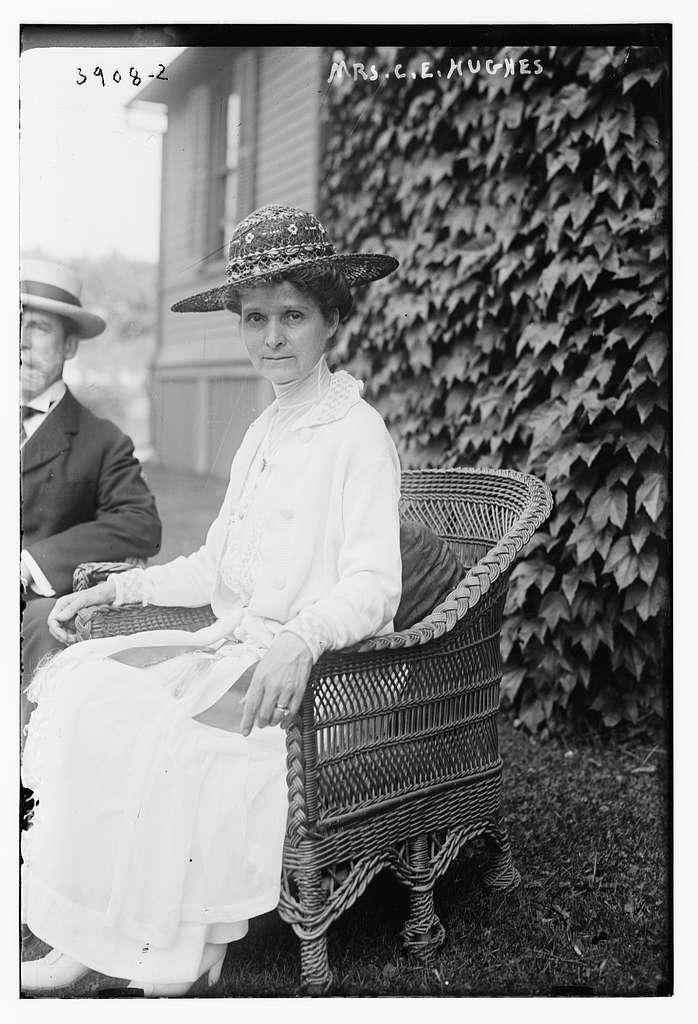 Mrs. C.E. Hughes
