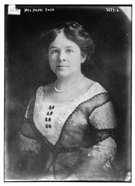 Mrs. Henry Ford, 11/24/15