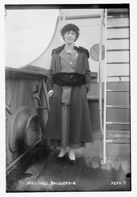 Mrs. Inez Boissevain