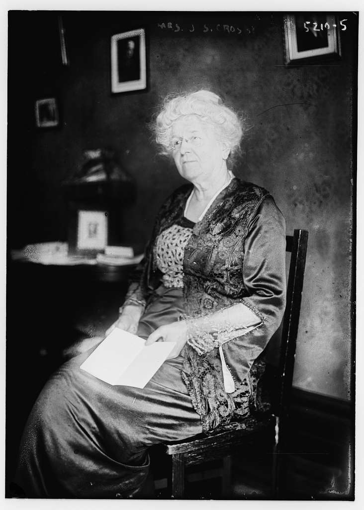 Mrs. J.S. Crosby