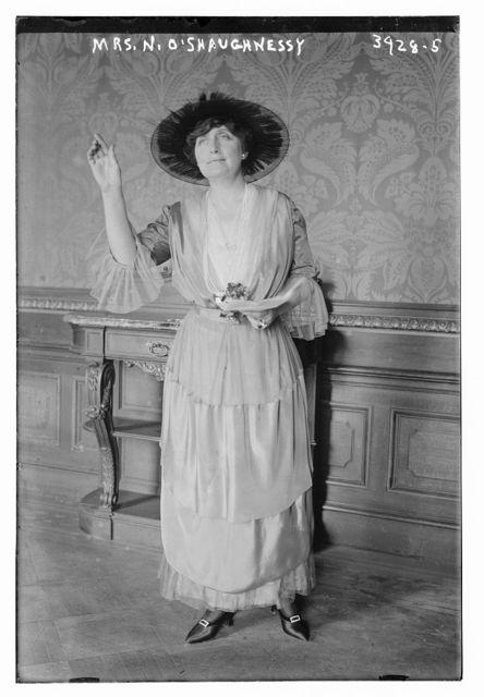 Mrs. N. O'Shaughnessy