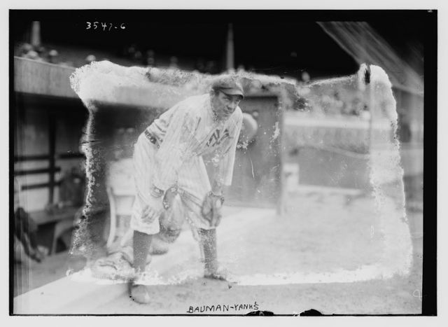 [Paddy Baumann, New York AL (baseball)]