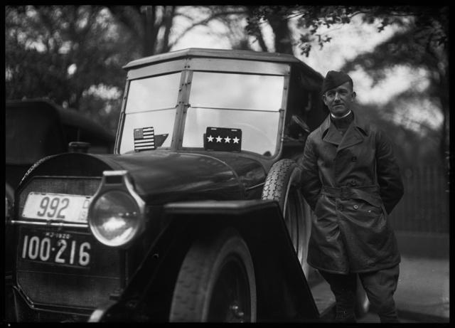 [Pershing's chauffeur]