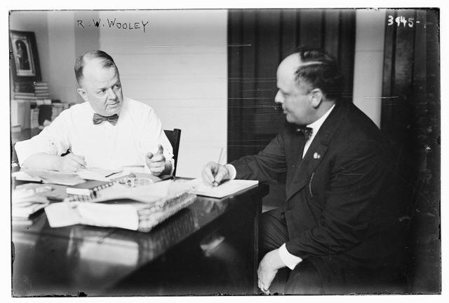 R.W. Wooley