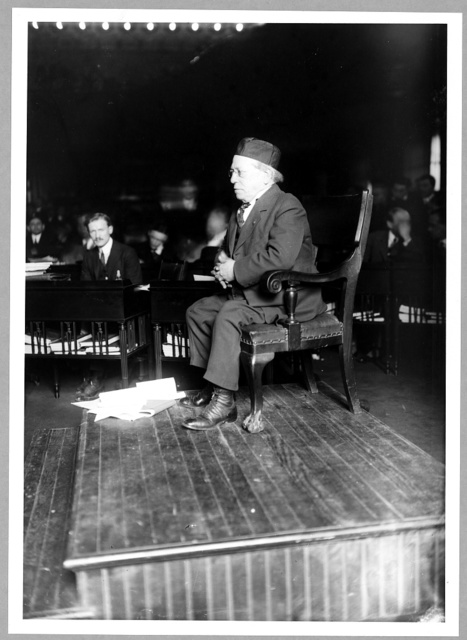 [Samuel Gompers - Federal Commission on industrial relations, New York, New York]