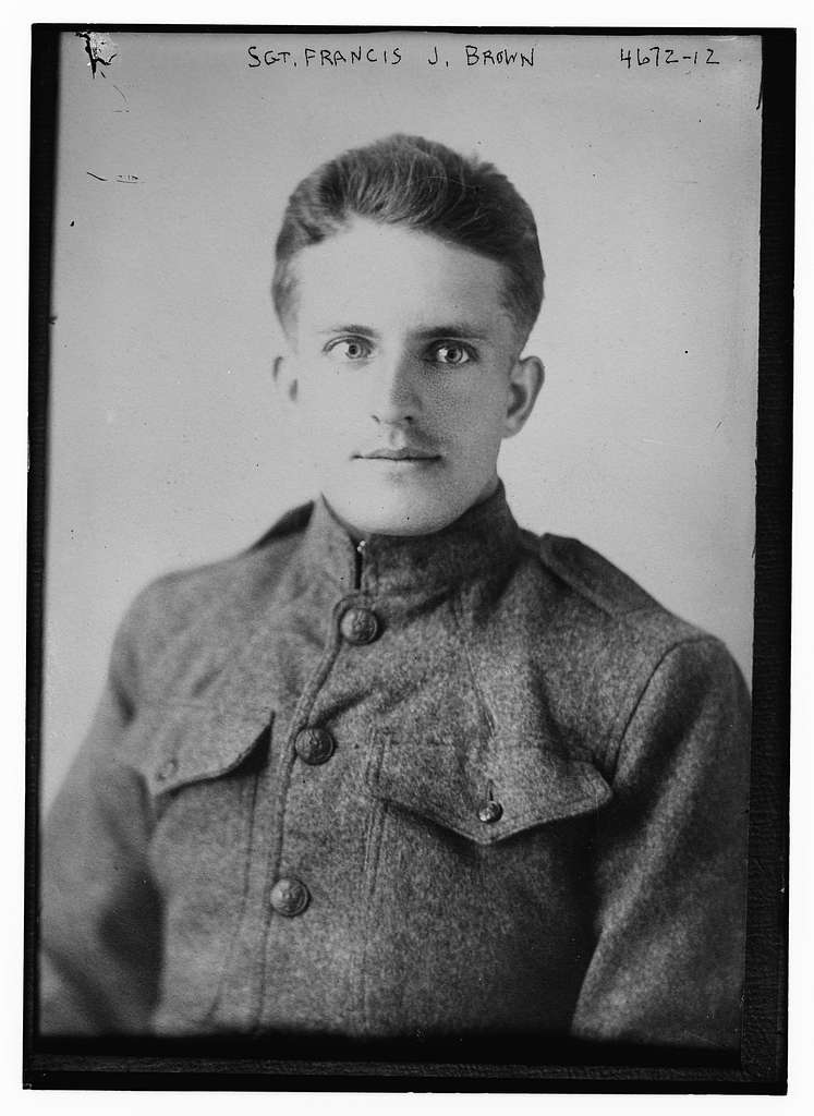 Sgt. Francis J. Brown