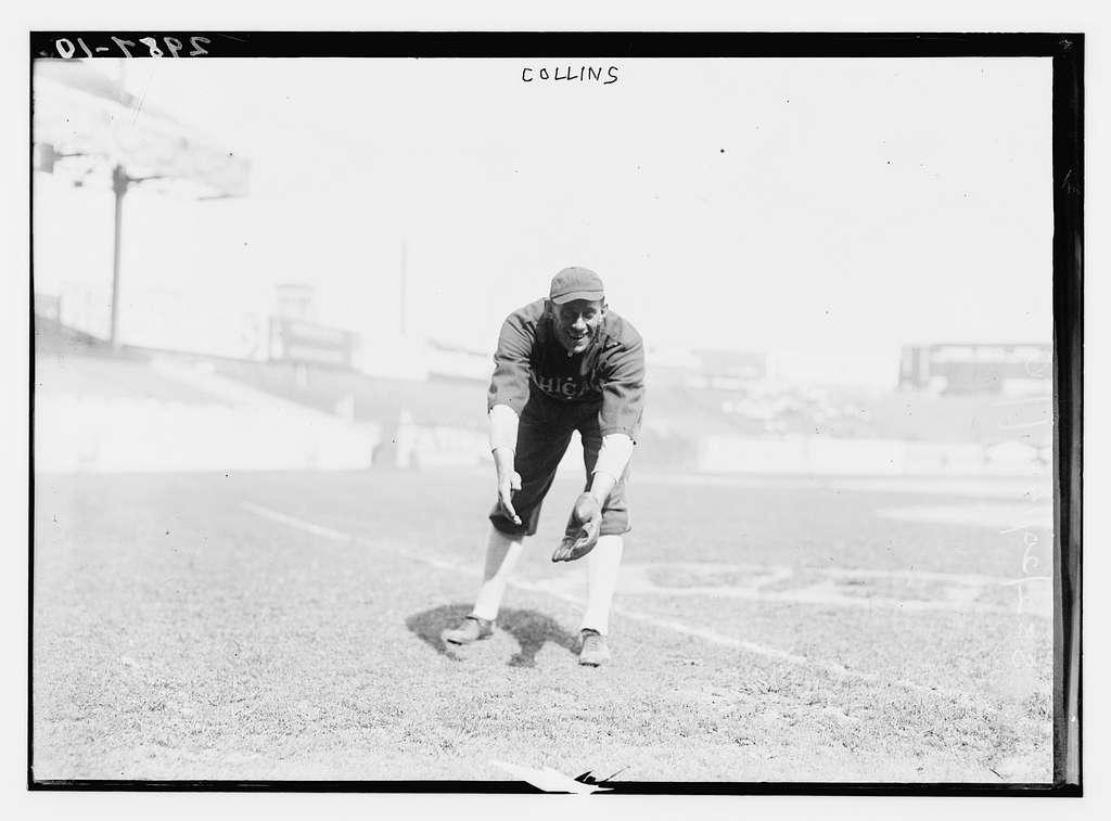 Shano Collins, Chicago AL (baseball)