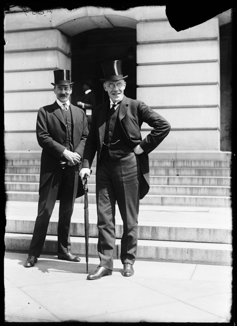 [Sir Auckland Geddes, British Ambassador to U.S.]