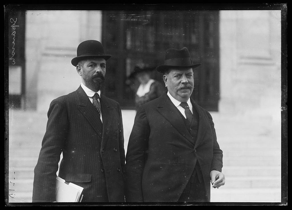 Spanish [Delegates, Pan American Union Building, Washington, D.C.]
