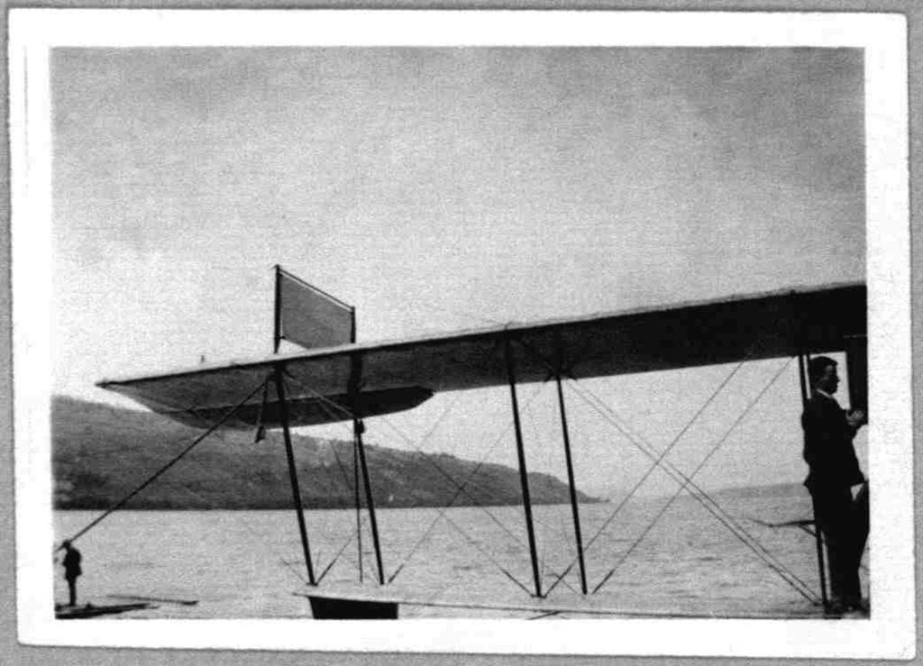 Subject File:  Legal Cases--Wright Co. v. Curtiss Aeroplane Co.--Photographs, 1915, undated