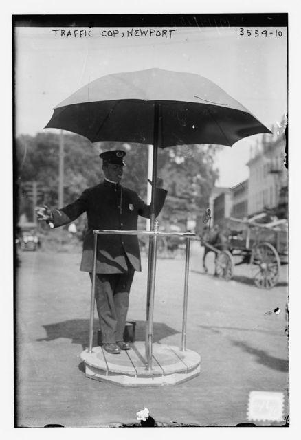 Traffic Cop, Newport