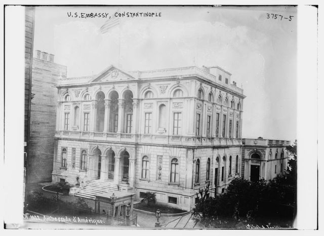 U.S. Embassy, Constantinople