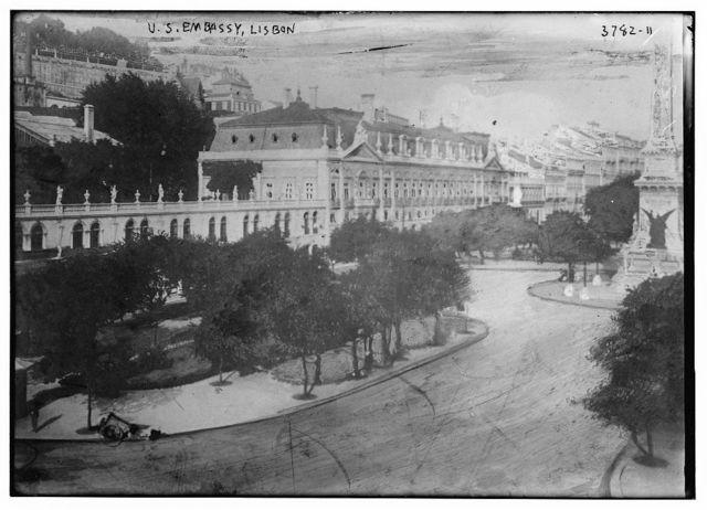 U.S. Embassy, Lisbon