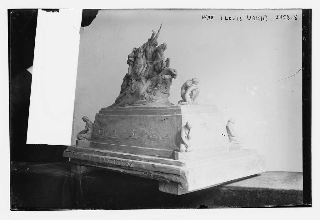 War (Louis Urich)