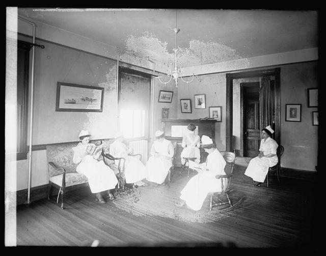 Wash. Asylum Hospital, [Washington, D.C.], Mch. 16, 1915