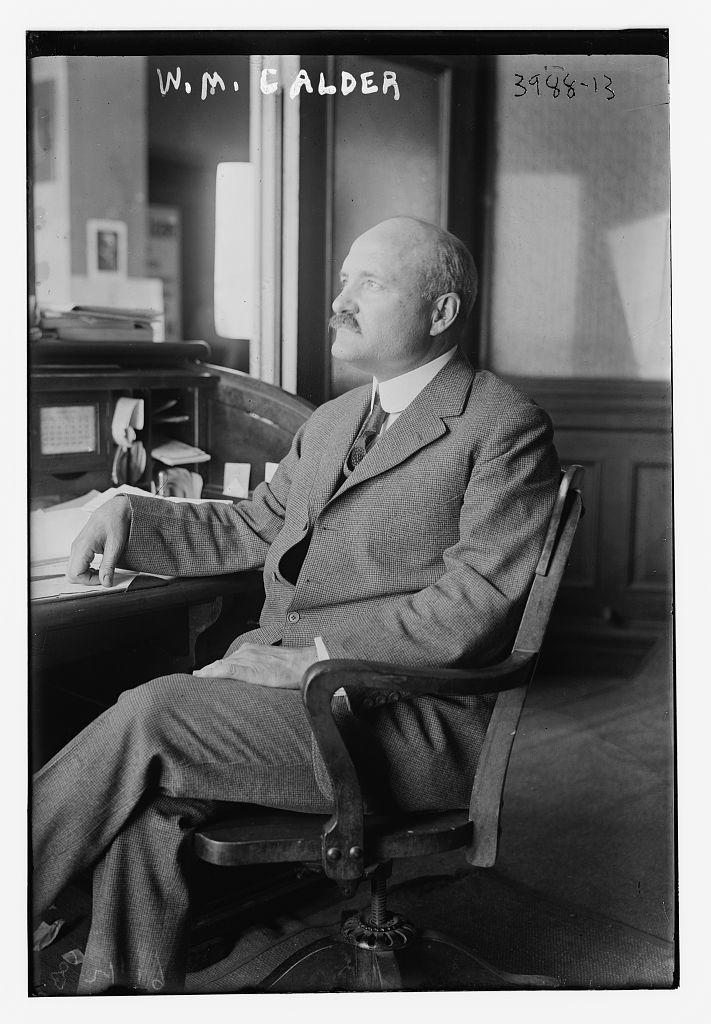 W.M. Calder