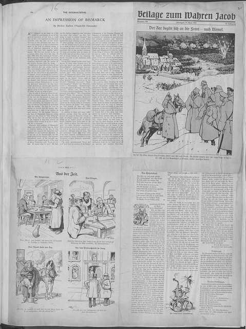 World War history : daily records and comments as appeared in American and foreign newspapers, 1914-1926 (New York), April 16, 1915, (1915 April 16-21)
