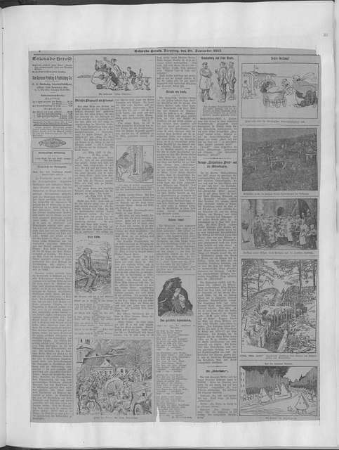 World War history : daily records and comments as appeared in American and foreign newspapers, 1914-1926 (New York), September 27, 1915, (1915 September 27-30)