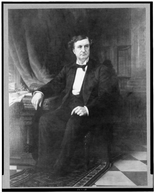 [Zachariah Chandler, full-length portrait, seated, facing right]