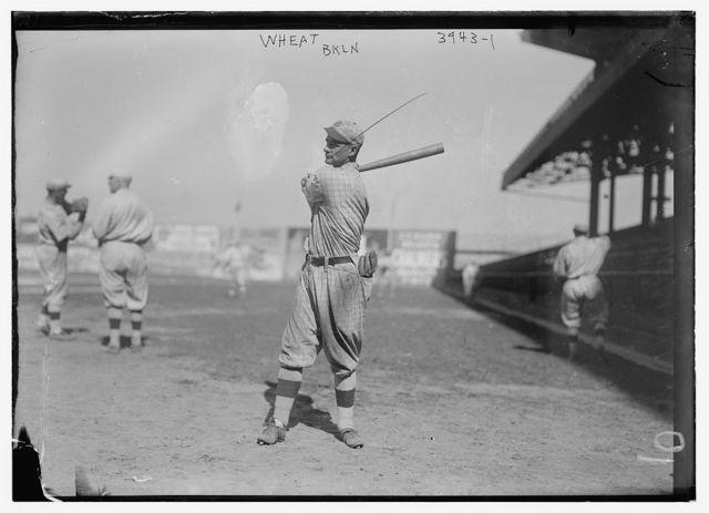 Zack Wheat, Dodgers