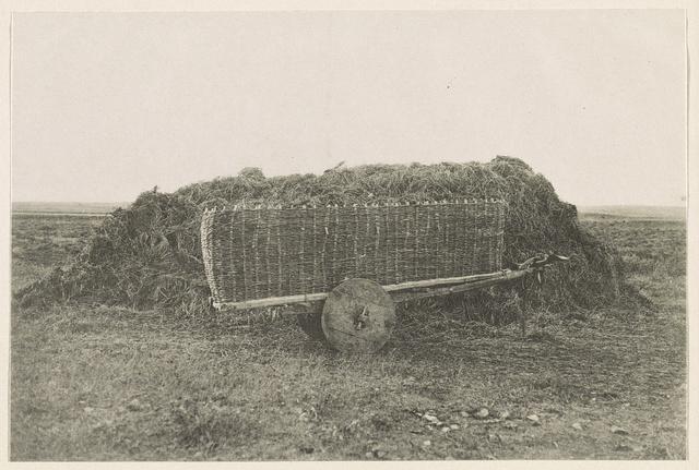 ʻAmmân Ackerwagen der tscherkessischen Kolonisten. 1906.