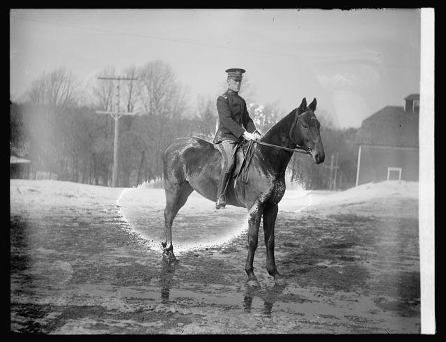 Capt. Jno. W. Downer, Field Artillery