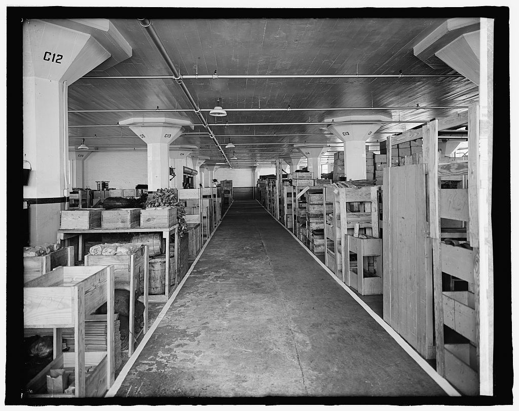 Ford Motor Co., interior