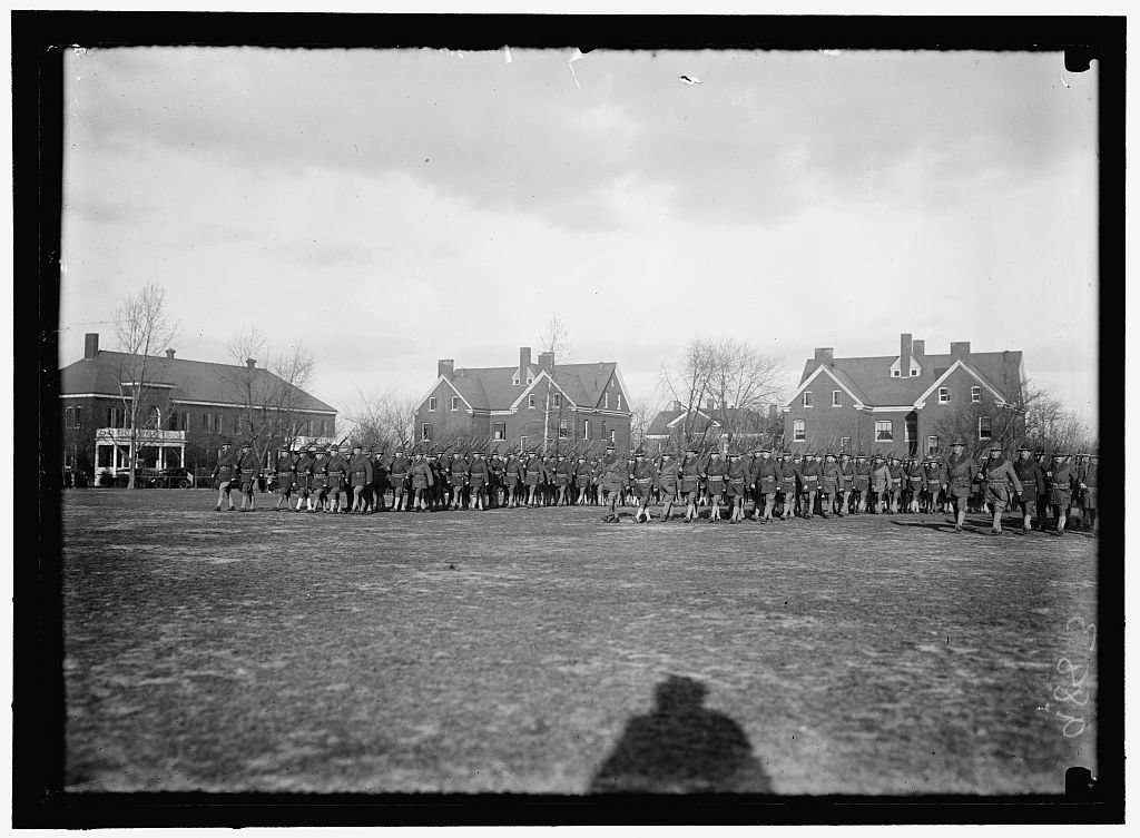 FORT MYER OFFICERS TRAINING SCHOOL