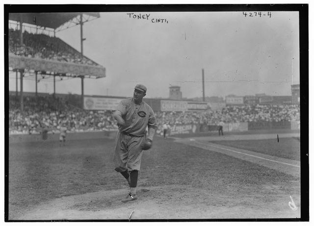 [Fred Toney, Cincinnati NL (baseball)]