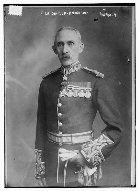 Gen. Sir C.A. Anderson