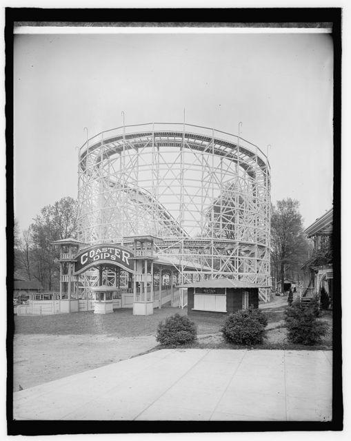 Glen Echo Amusement Co., [Maryland]