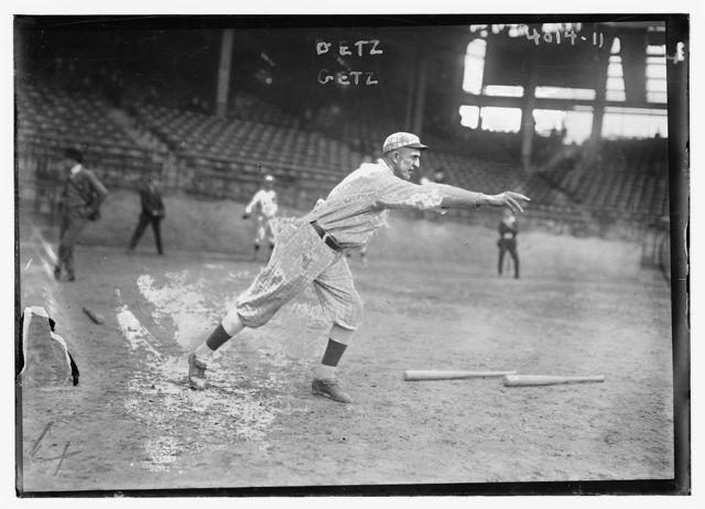 [Gus Getz, Brooklyn NL (baseball)]