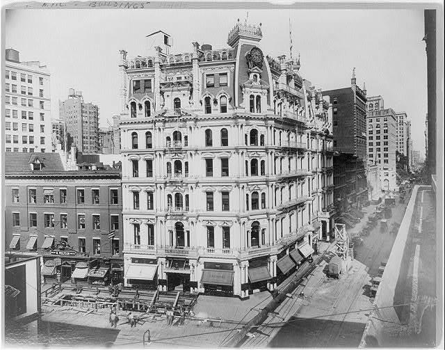 Hotel Gilsey, Broadway & 29th St., New York City