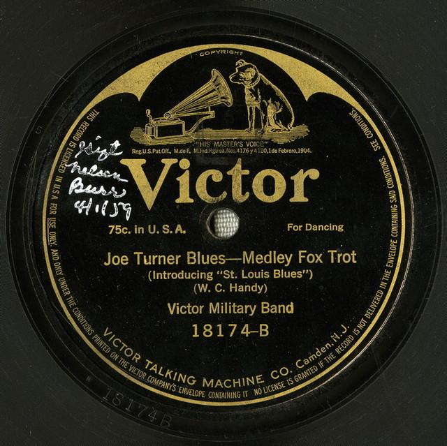 ' Joe Turner blues' medley