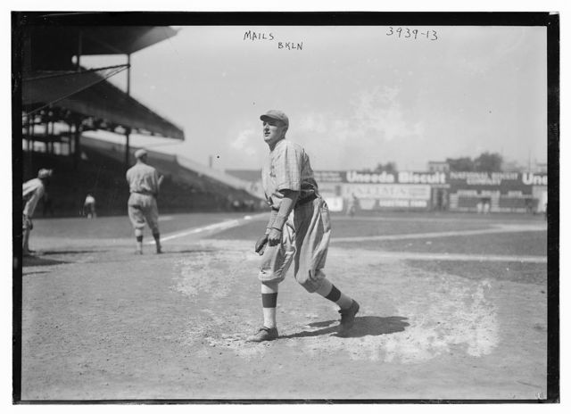 "[John W. ""Duster"" Mails, Brooklyn NL (baseball)]"