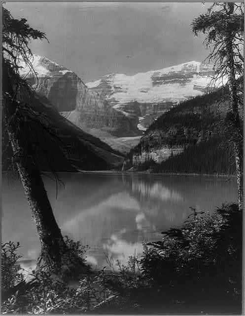 Lake Louise - reflections