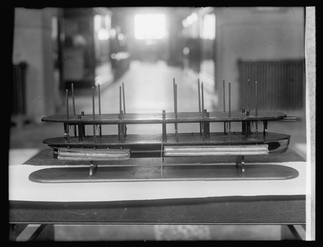 Lincoln Steamboat model
