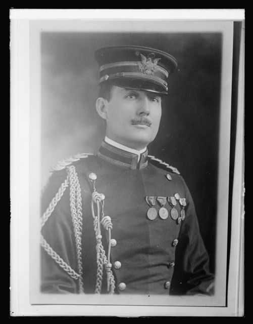 Major Geo. C. Barnhart, Cavalry