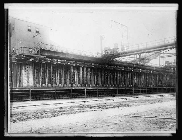 Minnesota By Products Co. coke plant at St. Paul