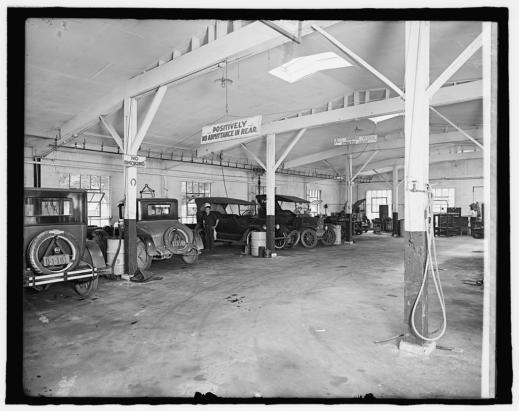 Montgomery County Motor Co., Rockville, Md.