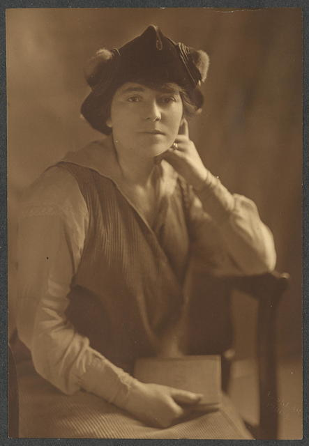 Mrs. Harry [Anna] Lowenburg, Chairman State of Pennsylvania, Board of Director of Equal Franchise Lg. [League] of Pennsa [Pennsylvania]
