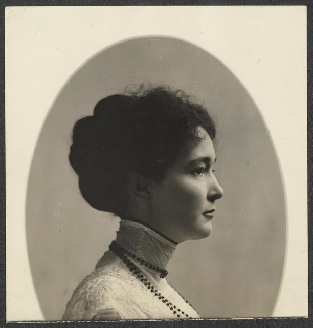 Mrs. Robert Morton, Chairman of Wyoming Branch of National Woman's Party