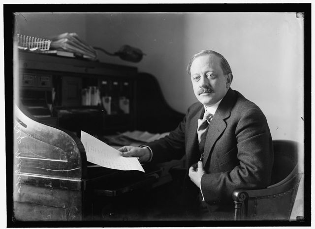 NICHOLS, CHARLES ARCHIBALD. REP. FROM MICHIGAN, 1915-1920