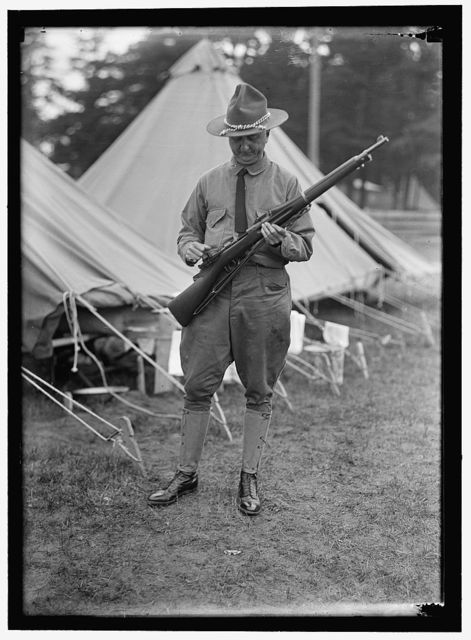 PLATTSBURG RESERVE OFFICERS TRAINING CAMP. FREDERICK HUIDEKOPER