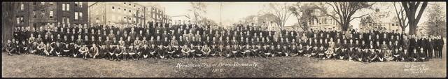 Republican Club of Brown University, 1916