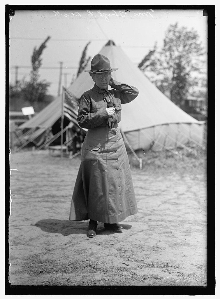 SCOTT, MRS. HUGH L. WOMAN'S NATIONAL SERVICE SCHOOL