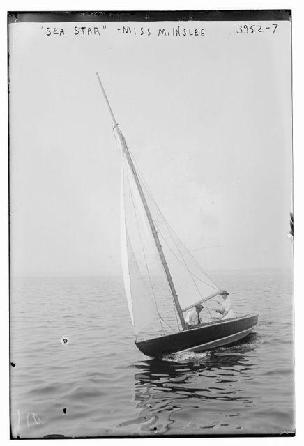 """Sea Star"" -- Miss M. Inslee"