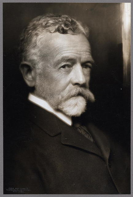 [Senator Henry Cabot Lodge, head-and-shoulders portrait, facing right] / Pirie MacDonald, Photographer-of-Men, New York.