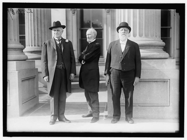 SPEAKERS OF THE HOUSE: CLARK, CANNON, AND KEIFER