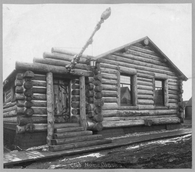 The Log Cabin Clubhouse